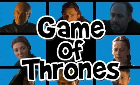 Game of Thrones-Brady Bunch Mash-Up