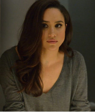 Meghan Markle, Deep in Thought