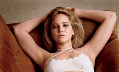Jennifer Lawrence GQ Picture
