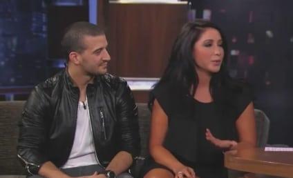 Jimmy Kimmel Apologizes to Bristol Palin For Mom Jokes (Not Really)