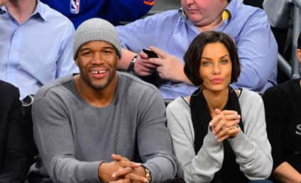Nicole Murphy Cheated on Michael Strahan With Former NBA Player?!