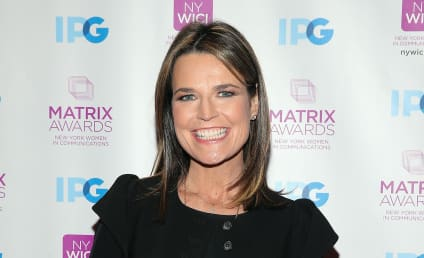 Savannah Guthrie: Pregnant with Baby #2!