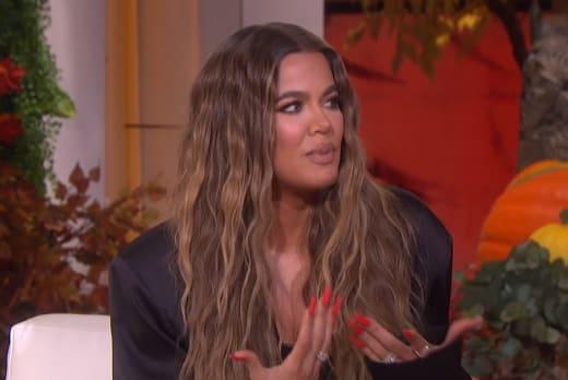 Khloe Kardashian Defends Her Sister