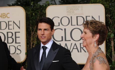 Tom Cruise, Mother