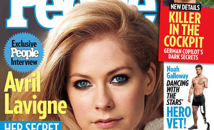 Avril Lavigne: Bedridden For Five Months! From What Illness?