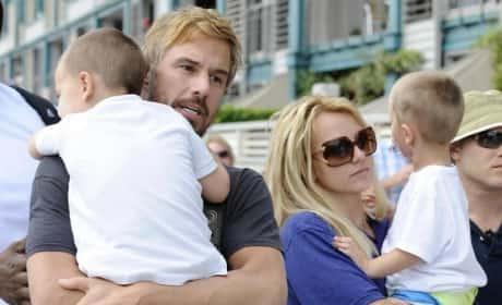 Britney Spears, Family