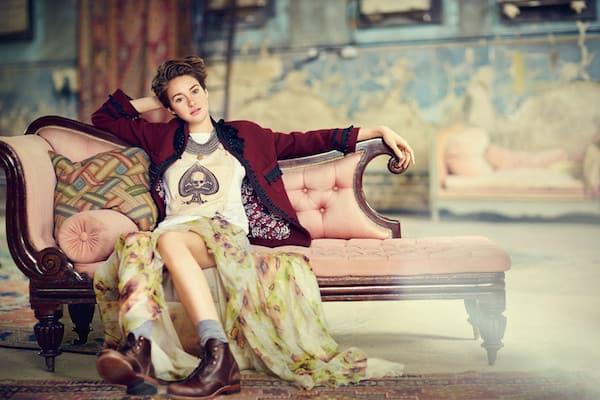 Shailene Woodley for Teen Vogue
