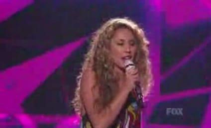 Idol Judges Actually Criticize Haley Reinhart!