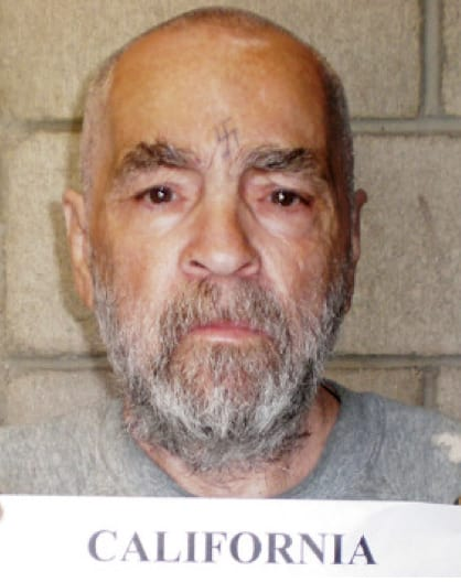 Charles Manson Picture