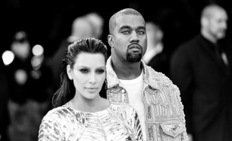 Kanye West Thanks Kim Kardashian For Leaking Taylor Swift Audio