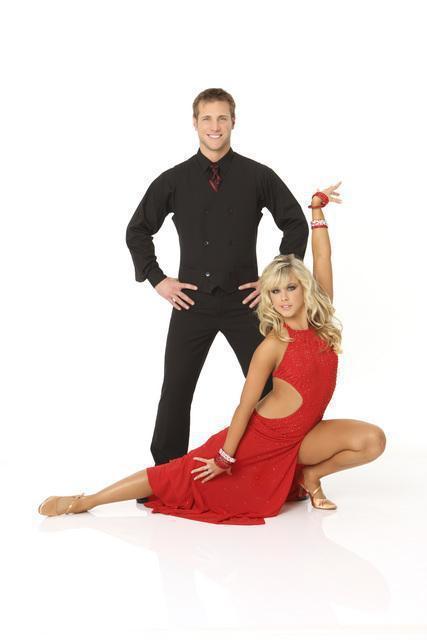 Jake Pavelka and Chelsie Hightower
