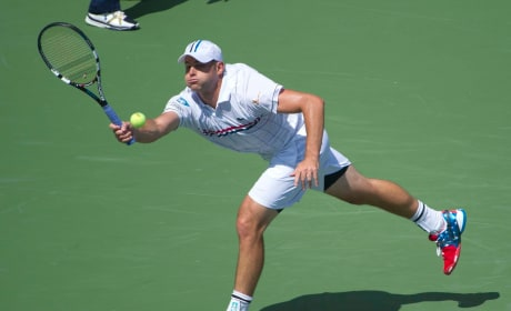 Andy Roddick Return