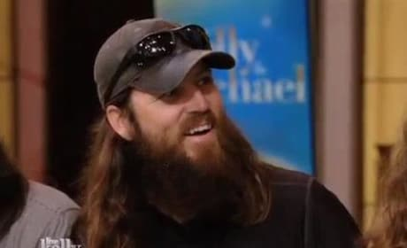 Duck Dynasty Star Escorted Out of Hotel