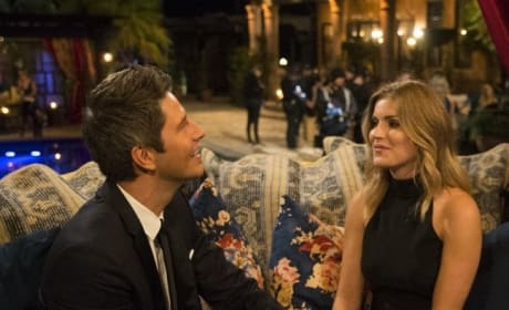 Arie as The Bachelor
