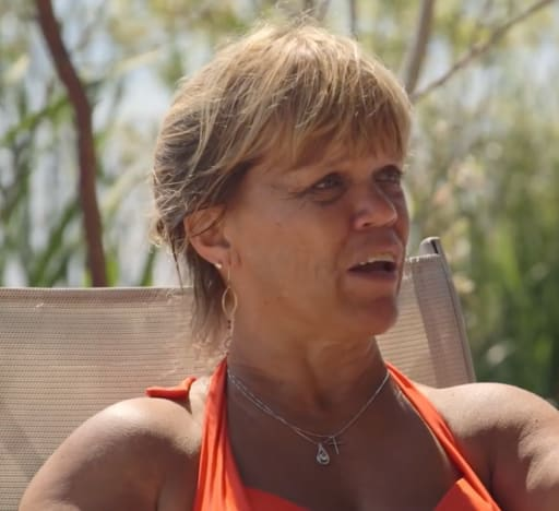 Amy Roloff Talks It Out