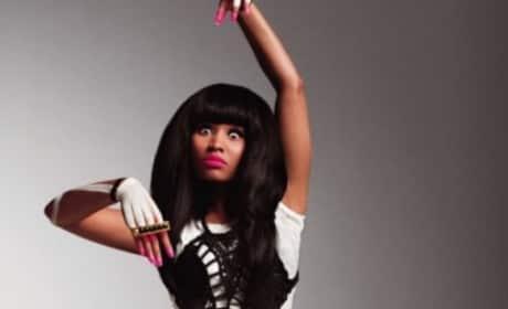 Nicki Minaj for V