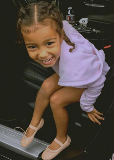 North West Turns 4!