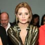 Mischa Barton in the Front Row
