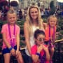 Leah Messer and Her 3 Kids