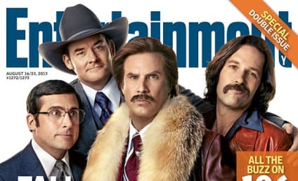 Anchorman 2 Magazine Cover: Kind of a Big Deal
