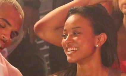 Rihanna and Chris Brown: Fighting Over Karrueche Tran!