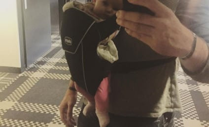 Bristol Palin Baby Daddy: Actually Holding His Baby!