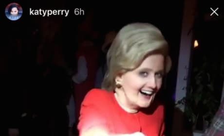 Katy Perry Hillary Clinton Halloween