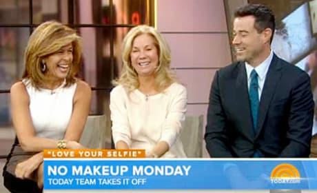 Today Show No Makeup Monday