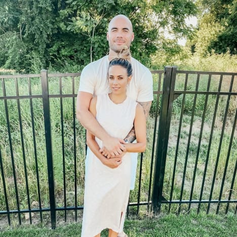 Jana Kramer and Mike Caussin, Four Years Later