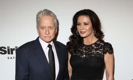 Michael Douglas and Catherine Zeta-Jones: Jazz at Lincoln Center