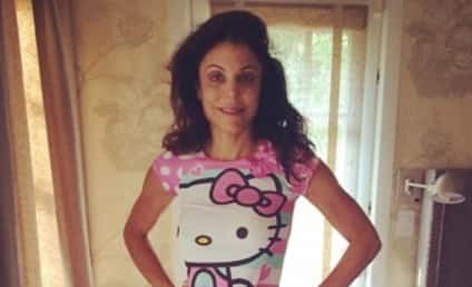 Bethenny Frankel: Ordered to Stop Wearing Daughter's Jammies By Judge