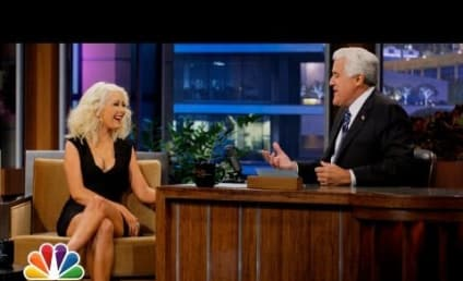 Christina Aguilera on The Tonight Show: She's Got The Voice (and the Best Body Ever)