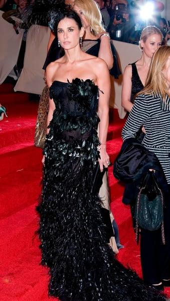 Demi Moore Red Carpet Pic