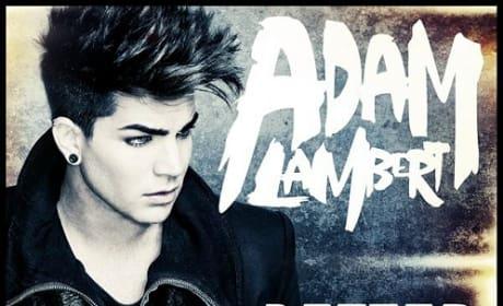 Adam Lambert Single Art