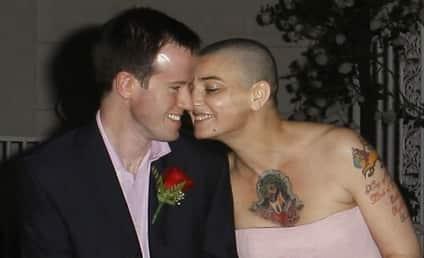 Sinead O'Connor: Married to Barry Herridge!