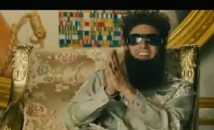 The Dictator Trailer: Sacha Baron Cohen Channels His Inner Tyrant
