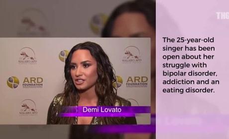 Demi Lovato: Hospitalized for Suspected Drug Overdose