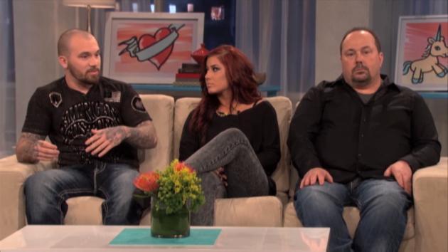 Adam Lind, Chelsea Houska, Randy Houska