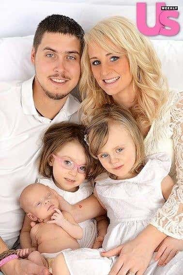 Leah Messer, Baby Girl