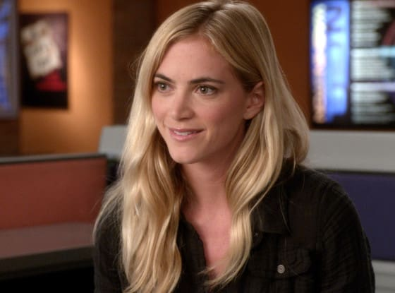 Ncis promotes emily wickersham as ziva 39 s successor the - Emily wickersham gardener of eden ...