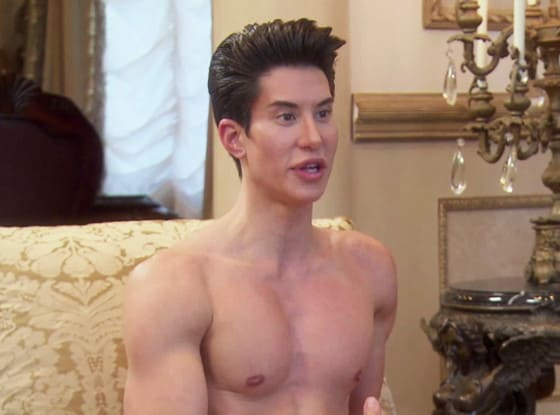 Justin Jedlica Human Ken Doll Says Plastic Surgeons Are