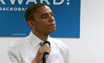 """President Obama Cries, Thanks Staff: """"This Is Your Victory"""""""