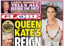 "Kate Middleton, Prince William Urged to ""Prepare"" For Death of Queen Elizabeth II: Source"