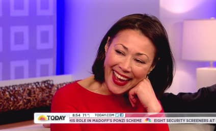 Ann Curry on Today Show Ratings Decline: Yay!