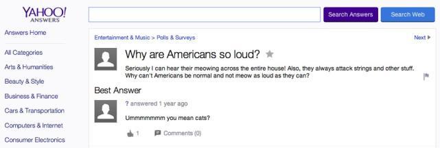 American Cats