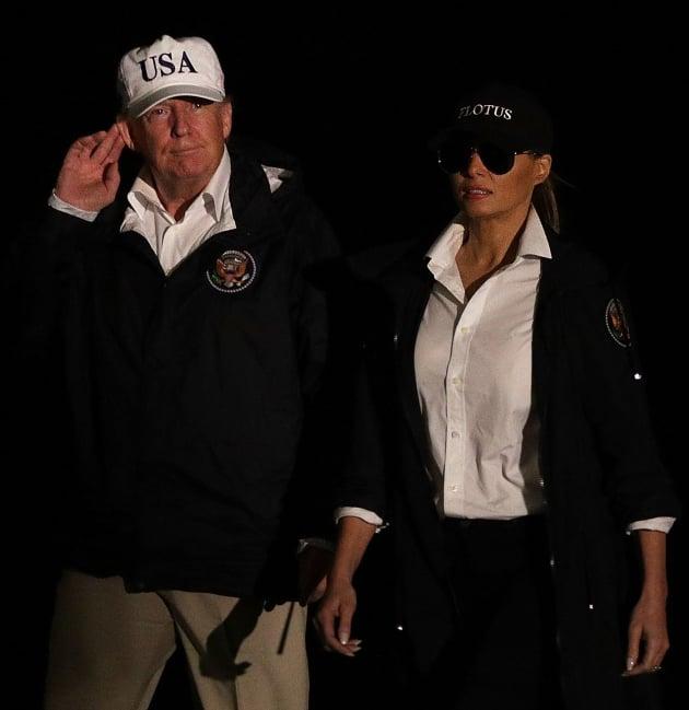 Donald Trump, Wife