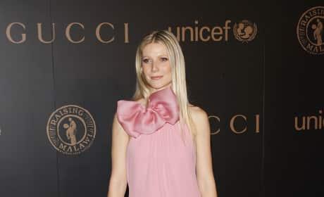 Gwyneth Paltrow: 2008 UNICEF Benefit Reception in New York