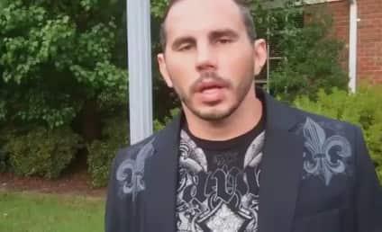 Matt Hardy Arrested Again, Enrolling in Rehab