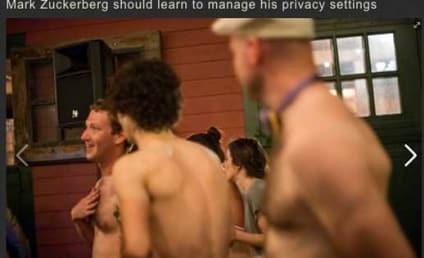 Mark Zuckerberg: Shirtless Pic Leaked on Facebook!