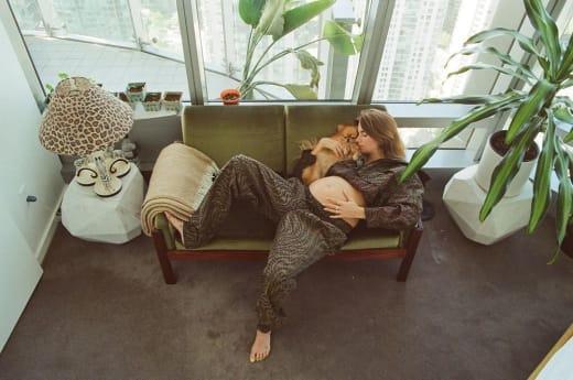 Clara Berry Pregnancy Reveal